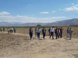 Başkan Şamiloğlu: 'Çiftçiye çok acil yem desteği verilmeli'
