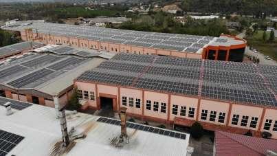 EMKO güneşten tüketiyor, ülke için üretiyor