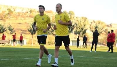 Yeni Malatyaspor, Konyaspor maçına hazırlanıyor