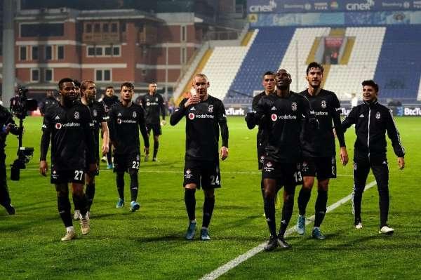 Beşiktaş 4 maç sonra Kasımpaşa'yı yendi