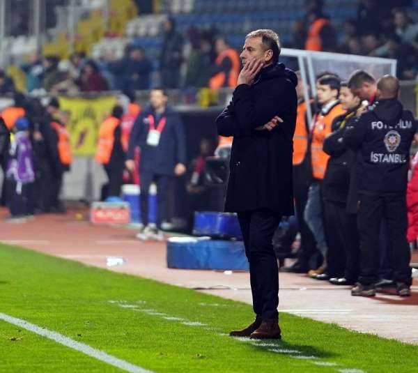 Süper Lig: Kasımpaşa: 1 - Beşiktaş: 1 (İlk yarı)