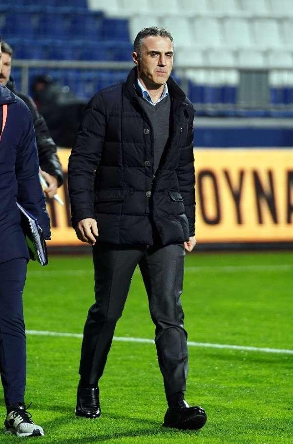 Tayfur Havutçu Kasımpaşa'da ilk maçına çıktı