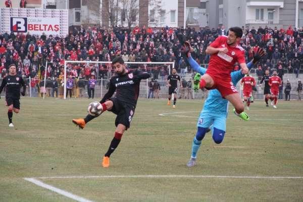 TFF 2 Lig: Yeni Çorumspor: 2 - Yılport Samsunspor: 1