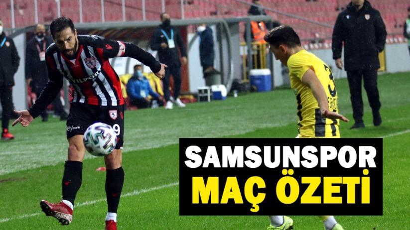 Samsunspor maç özeti