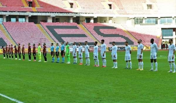 TFF 1. Lig: Eskişehirspor: 0 - Tuzlaspor: 2