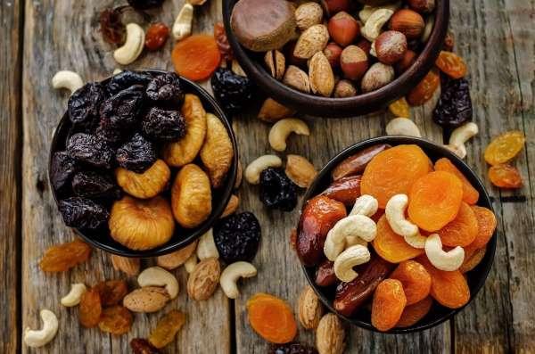 2019'da Güneydoğu'dan 97 ülkeye kuru meyve ihracatı