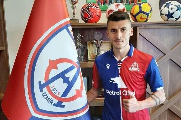 Altınordu, Metehan Mimaroğlu'nu kadrosuna kattı