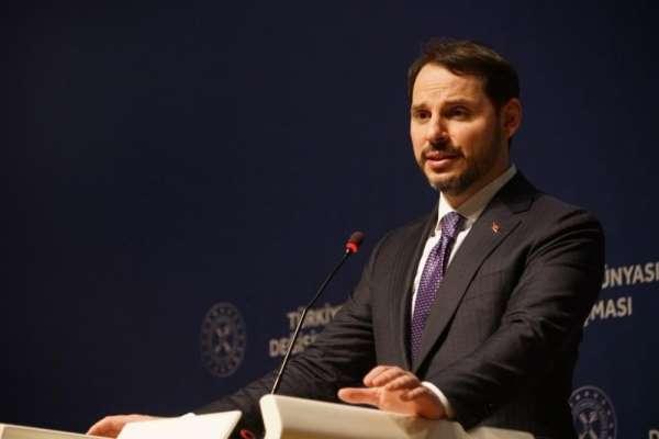 """Bakan Albayrak: """"Enflasyonla mücadele en önemli önceliklerimizden birisi olacak"""""""