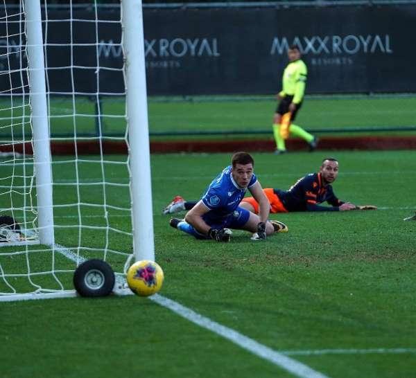 Hazırlık maçı: Başakşehir: 0 - Fortuna Sittard: 3