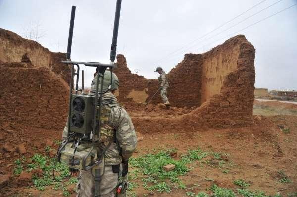 """MSB: """"Barış Pınarı Harekât bölgesinde terör örgütü PKK/YPG'nin tuzakladığı, aske"""