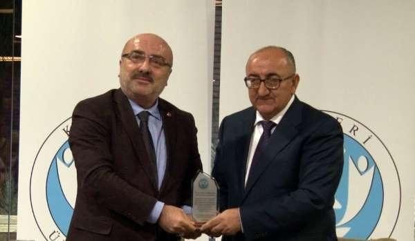"""Rektör Karamustafa: """"15 Temmuz Kampüsü Kayseri Üniversitesi'nin ana merkezi olac"""