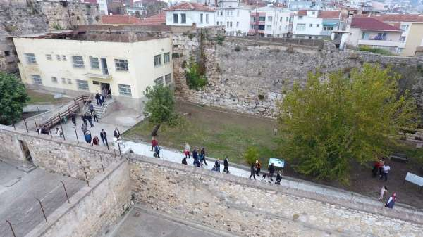 Sinop Tarihi Cezaevi 2019 yılında 290 bin kişiyi ağırladı