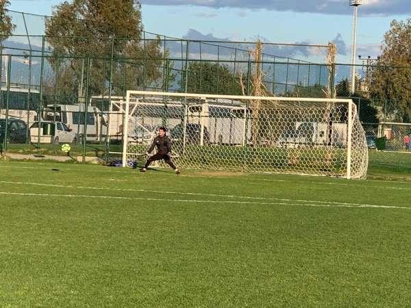 Talasgücü Belediyespor kampta ikinci maçına çıkacak