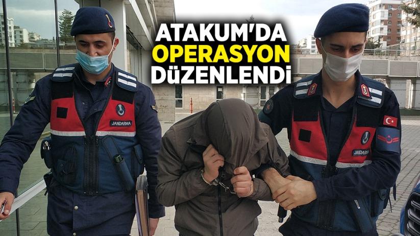 Atakumda operasyon düzenlendi