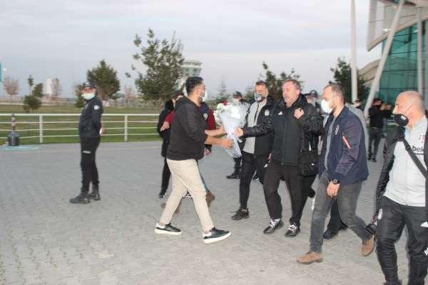 Beşiktaş Hataya geldi