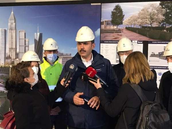 Çevre ve Şehircilik Bakanı Kurum: Bundan sonraki süreçte iklim değişikliği ve e
