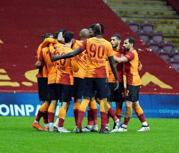 Galatasaray 2 maç sonra galip