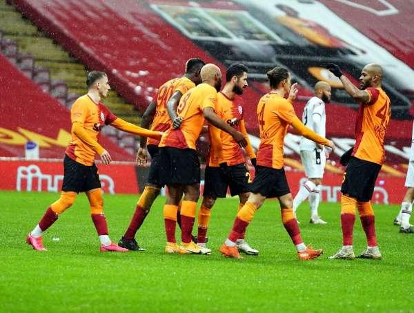 Galatasaray bu sezonki en farklı galibiyetini aldı