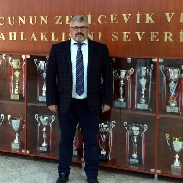 Tokat Gaziosmanpaşa Üniversitesi öğretim üyesine ödül