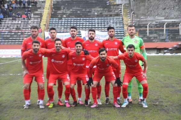 TFF 2. Lig: Zonguldak Kömürspor: 0 - Sancaktepe Belediyespor: 2