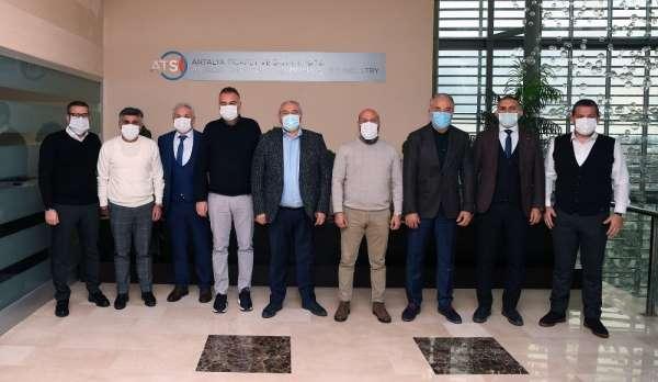 ATSO, yabancı çalışanda kayıt dışı problemini Ankaraya taşıyacak