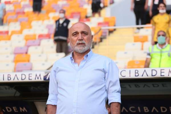 MKE Ankaragücü Başkanı Fatih Mert: 'Teknik Direktör konusunda Hikmet Karaman ile prensipte anlaşma sağlanmıştı