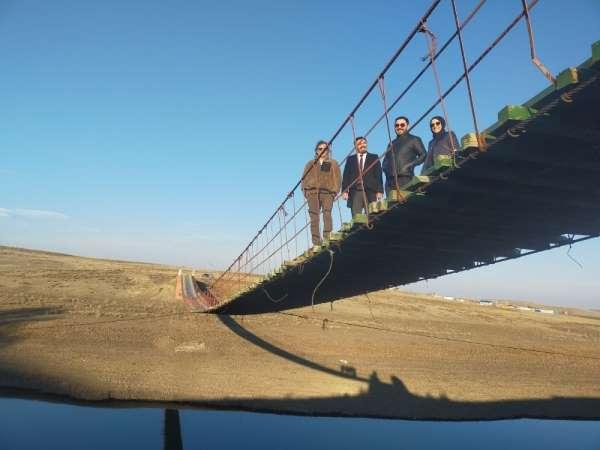 Akyaka Kanyonu turizme kazandırılacak