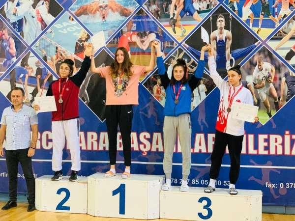Çaycumalı sporcular Türkiye Şampiyonasına katılacaklar