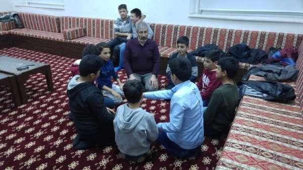 Sinop'ta 'Gençlerle Gönül Gönüle Projesi'
