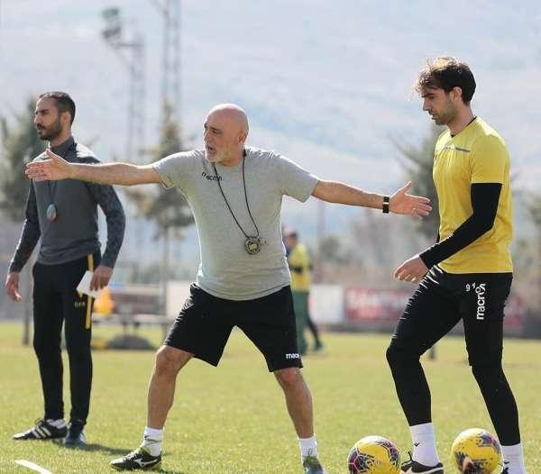 Yeni Malatyaspor'da Trabzonspor mesaisi sürüyor