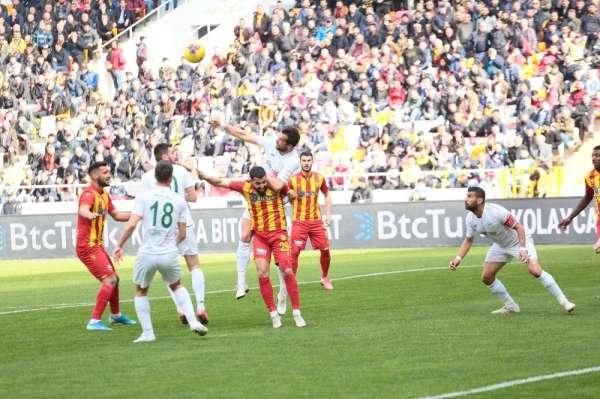 Yeni Malatyaspor'da umutlar yeşerdi