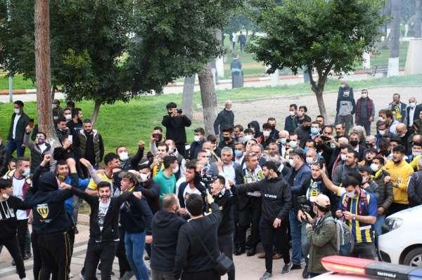 Tarsus İdman Yurdunda Kırbıyık başkan oldu
