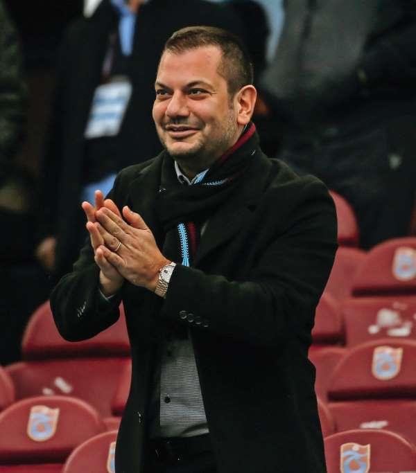 Ertuğrul Doğan: 'Ürettiğiyle sahada ve kasada kazanan bir Trabzonspor olacak'