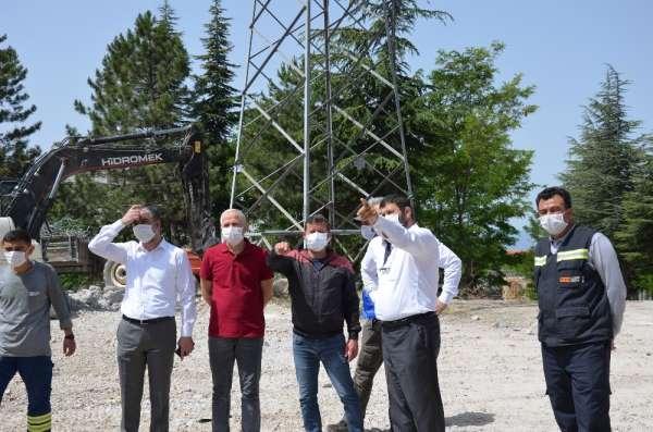 Demirci'ye 16 milyonluk yeni enerji yatırımı