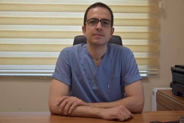 Düzce Üniversitesi Hastanesi Kalp ve Damar Cerrahisi öğretim üyesi Dr. Öğr. Üyes
