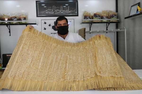 Kahramanmaraş'ta çorbalık ve cips tarhana üretimi başladı