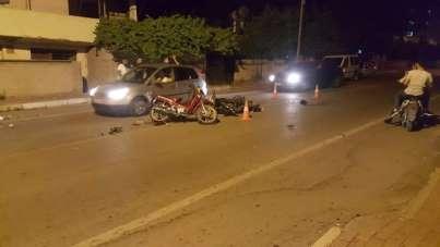 Kazada yaralanan motosiklet sürücüsü hayatını kaybetti