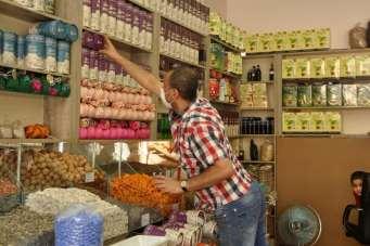Kısıtlama gevşetildi Mardin'de esnaf kapılarını müşterilerine açmaya başladı