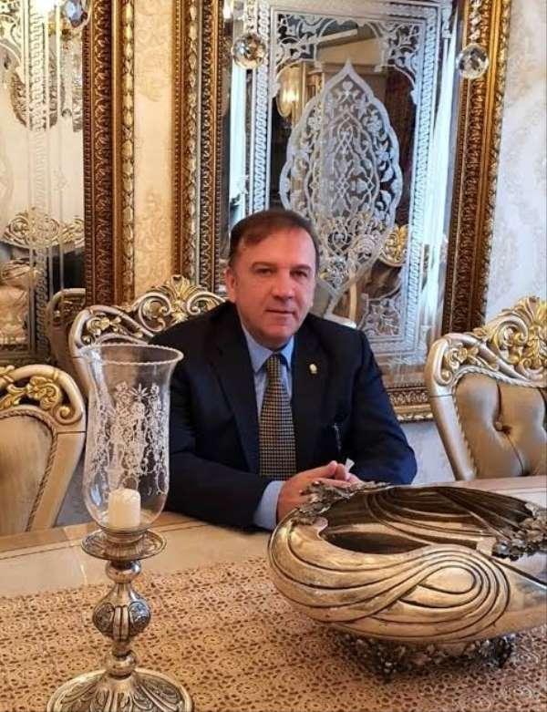 Kulüp Başkanı Yazgan'dan belediyeye otobüs teşekkürü