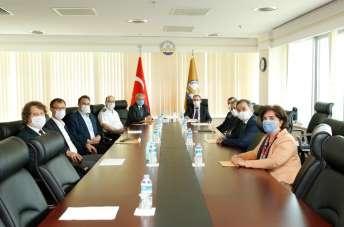 ÖSYM Sınav Koordinasyon Kurulu toplantısı, Trakya Üniversitesi'nde yapıldı