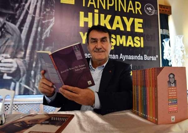 Tanpınar Edebiyat Yarışması'na yoğun ilgi