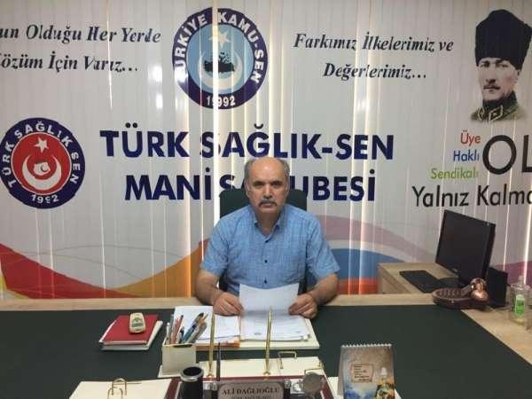 Türk Sağlık Sen'den 'Hayatını kaybeden sağlıkçılar şehit sayılsın' talebi