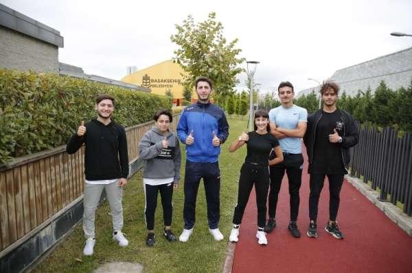 Başakşehir Spor Parklarından spor akademilerine