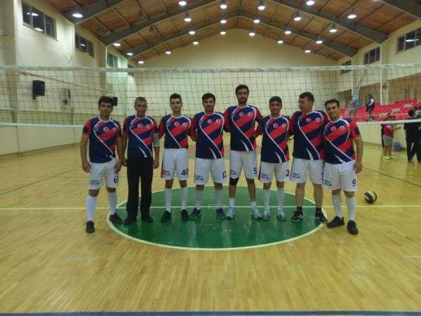 Evinin Sultanları Voleybol Turnuvası Bünyan'da başladı