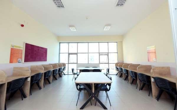 Trakya Üniversitesi Eğitim Fakültesi öğrencilerine etüt odası