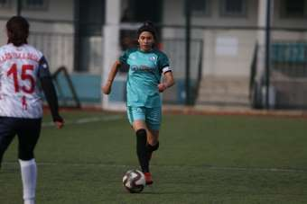Horozkent'in 5 kızı U19 Kadın Milli Takımı'na seçildi