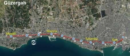 Mersin Metro ihalesi yapıldı