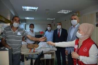 Sinop'ta 'Dünya Posta Günü' kutlandı