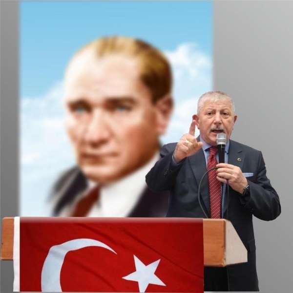 Başkan Sarı: 'Atatürk dünyaya ışık tutan bir lider, gerçek bir devlet adamıdır'