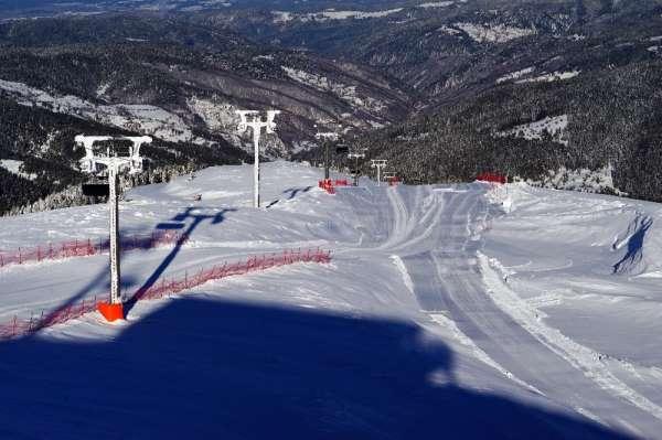 60 milyon liralık kayak tesisi açılıyor